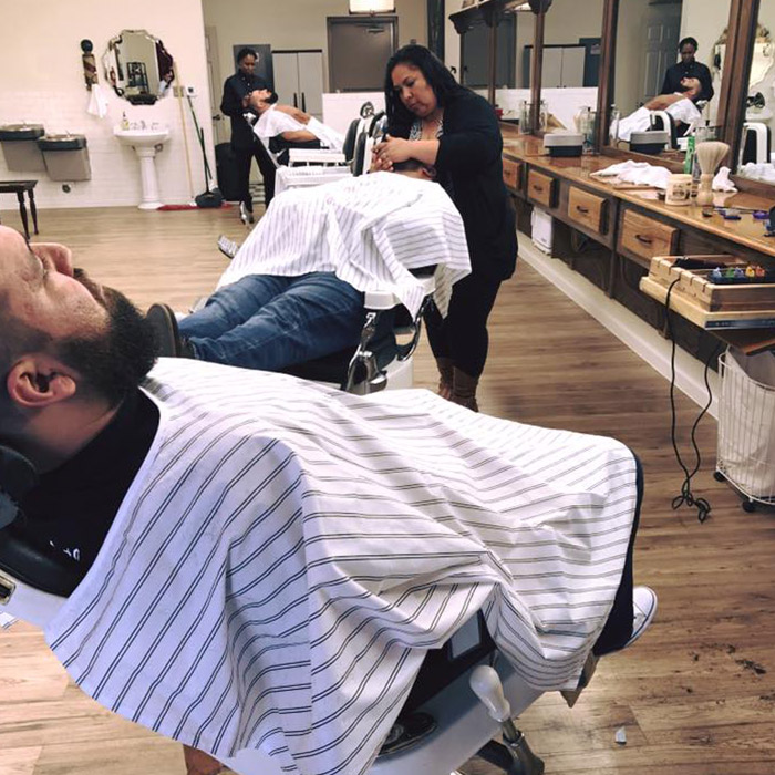 El Paso Tx La Barberia Mens Hair Cuts Color Shaving Mustache