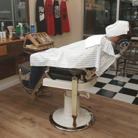 hot towel shave barber el paso, tx